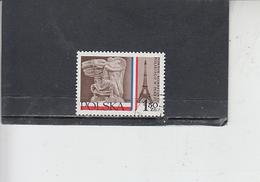 POLONIA  1978 - Yvert  2413 - Storia - Arte - 1944-.... Repubblica