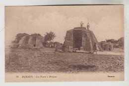 CPSM BAMAKO (Mali) - Les Fours à Briques - Mali
