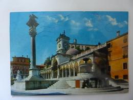 """Cartolina Viaggiata """"UDINE Piazza Libertà """" 1995 - Udine"""