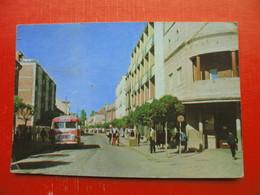 Cuprija.Ulica Marsala Tita.Bus - Servië
