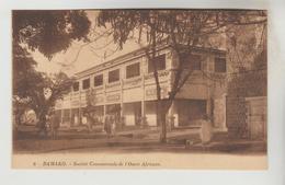 CPSM BAMAKO (Mali) - Société Commerciale De L'Ouest Africain - Mali
