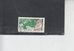 COREA DEL NORD 1969 - Yvert  837 - Diga - Corea Del Nord