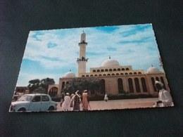 MOSCHEA MOSQUEE MOSQUE  MASSAWA CROCIERA DELL'AMICIZIA ROMA ASMARA ROMA 1970  71 AUTO CAR - Islam