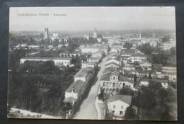 Cartolina Castelfranco Veneto Panorama - Viaggiata - 6 - 9 - 1926 - - Verona