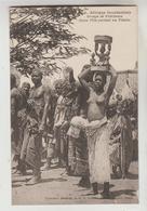 CPSM AFRIQUE OCCIDENTALE FRANCAISE (Mauritanie-Sénégal-Mali-Guinée-Côte D'Ivoire....)ETHNOGRAPHIE - Groupe De Féticheurs - Mali
