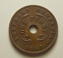 Southern Rhodesia 1 Penny 1947 - Rhodésie