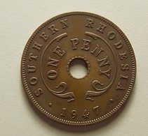 Southern Rhodesia 1 Penny 1947 - Rhodesien