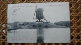 MOERZEKE - INONDATIONS MARS 1906 - Belgique