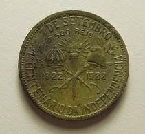 Brazil 500 Reis 1922 - Brésil