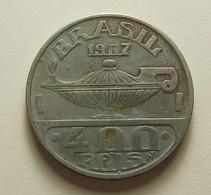 Brazil 400 Reis 1937 - Brésil