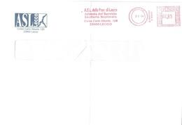 A.S.L. DELLA PROVINCIA DI LECCO - Affrancature Meccaniche Rosse (EMA)