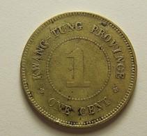 China Kwang-Tung Province 1 Cent - Chine