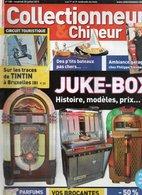 Livres, BD, Revues > Français > Non Classés Collectionneur Et Chineur N°130 Sur Les Traces De Tintin,Juke Box - Livres, BD, Revues