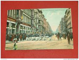 BERLIN -  Die Kaiser - Alexander - Garde - Grenadiere Kommen   -  1908  - - Allemagne