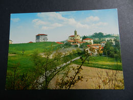 19902) ALESSANDRIA CASALEGGIO BOIRO VIA CASTELLO NON VIAGGIATA MA AFFRANCATA - Alessandria