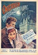 Pub Reclame - Roman Ontstolen Huwelijksnacht - Vieux Papiers