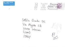 LETTERA X ITALY - 1952-.... (Elizabeth II)