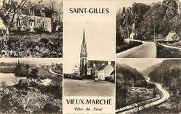Cpsm St Gilles Vieux Marché - Saint-Gilles-Vieux-Marché