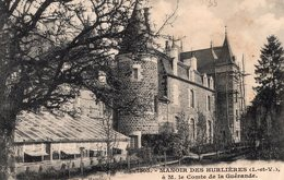Chatillon En Vendelais (35) - Le Manoir Des Hurlières. - France