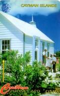*CAYMAN ISLANDS* - 163CCIB - Scheda Usata - Isole Caiman