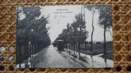 ADINKERKE- ROUE DE LA PANNE - Belgique