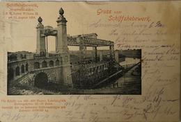Gruss Vom Schiffshebewerk (NRW) 1900 - Duitsland