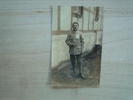 PHOTO DE TAILLEZ LOUIS A CASSEL ALLEMAGNE INFANTERIE ETAT CORRECT - Guerre, Militaire