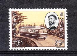Etiopia - 1965. Bus. MNH - Bus