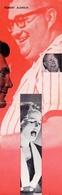 Ciné  Bioscoop Programma Programme Cinema - Séminaire Des Arts Bruxelles - Film Kiss Me Deadly - Robert Aldrich 1957 - Photos