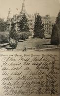 Baden - Baden // Gruss Aus Grand Hotel Bellevue 1899 - Baden-Baden