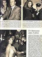 (pagine-pages)SOFIA LOREN  Epoca1957/353. - Livres, BD, Revues