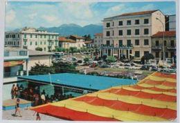 LUCCA - Lido Di Camaiore - Piazza Lemmetti - Zona Alberghiera - 1965 - Lucca