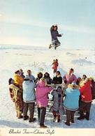 Alaska - Blanket Toss - Eskimo Style - Etats-Unis