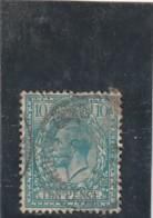 /// Grande Bretagne - N° 151 Bleu Vert AMINCI  Côte  20€ - 1902-1951 (Kings)