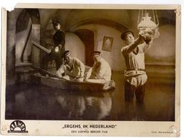 Ciné  Bioscoop Cinema - Foto Merkelbach - Film Ergens In Nederland - Ludwig Berger Film - Photos