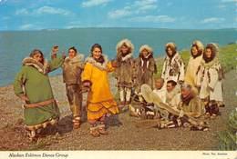 Alaska - Alaskan Eskimos Dance Group - Etats-Unis