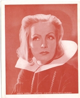 Ciné  Bioscoop Cinema - Foto Greta Garbo - Photos