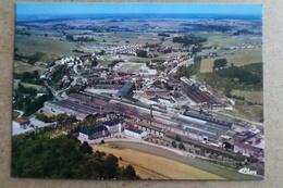 GORCY - Vue Aérienne - En Arrière Plan La Frontière Belge ( 54 Meurthe Et Moselle ) - France