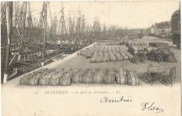 DUNKERQUE - Le Quai Des Hollandais - Dunkerque