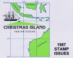 Christmas Island 1987 Year Pack - Christmas Island