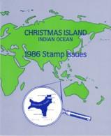Christmas Island 1986 Year Pack - Christmas Island