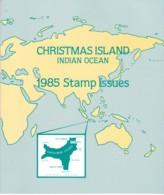 Christmas Island 1985 Year Pack - Christmas Island