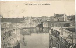 DUNKERQUE - Les Quatre Ecluses - Dunkerque