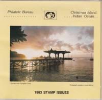 Christmas Island 1983 Year Pack - Christmas Island