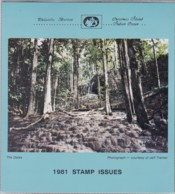 Christmas Island 1981 Year Pack - Christmas Island
