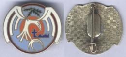 Insigne De La Base Aérienne 188 - Djibouti - Armée De L'air