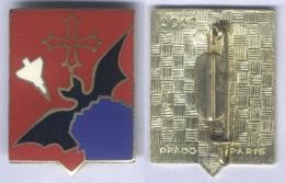 Insigne De La Base Aérienne 944 - Narbonne - Armée De L'air
