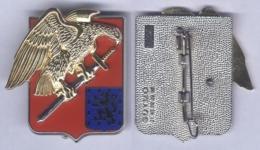 Insigne De La Base Ecole 723 - Auxerre - Armée De L'air