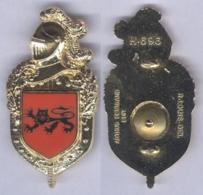 Insigne De La Compagnie De Circulation Routière De Gendarmerie D'Aquitaine - Police & Gendarmerie