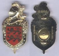 Insigne De La Compagnie De Circulation Routière De Gendarmerie De Haute Normandie - Police & Gendarmerie